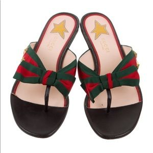 Gucci Sandals size 38 or us 8